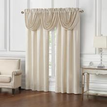 Valetta Ivory Curtain Pair - 389929433718