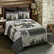 Bear Panels Quilt Collection -