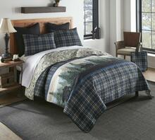 Bear Journey Blue Bedding Collection -