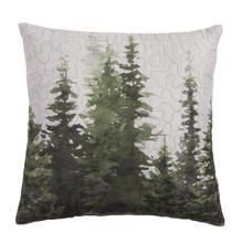 Bear Panels Tree Pillow - 754069334513