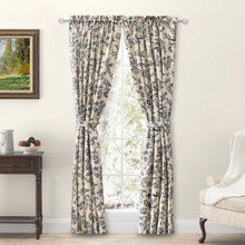 Waverly Gardens Floral Curtains -