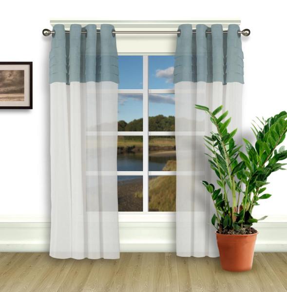 Geneva Sheer Curtain Collection -