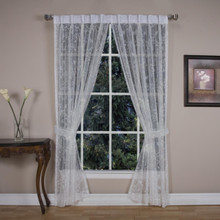 Isabella Lace Curtains -