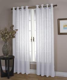 Shannon Sheer Linen Curtains -