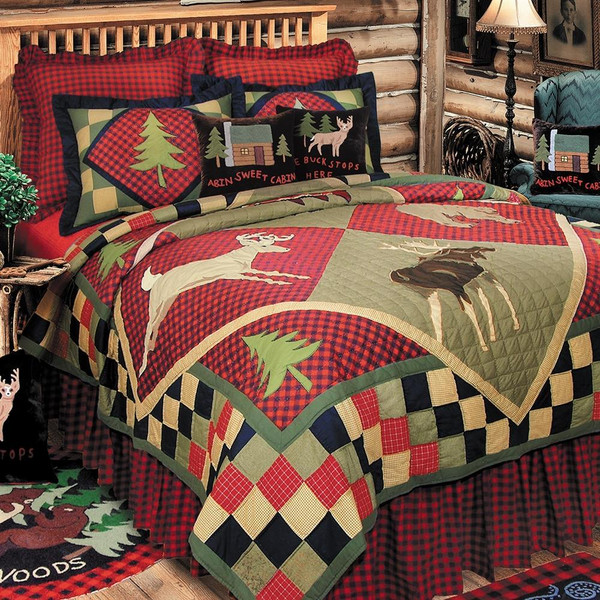 Lodge Quilt Collection -