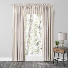 Provence Farmhouse Stripe Curtains -
