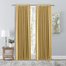 Glasgow Solid Color Curtain Panel - 842249007231