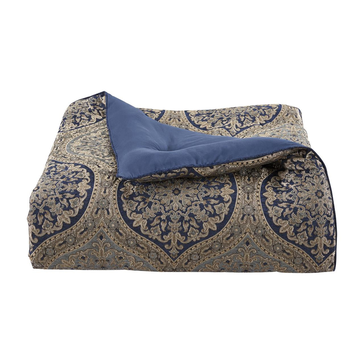Botticelli Navy Comforter Collection -