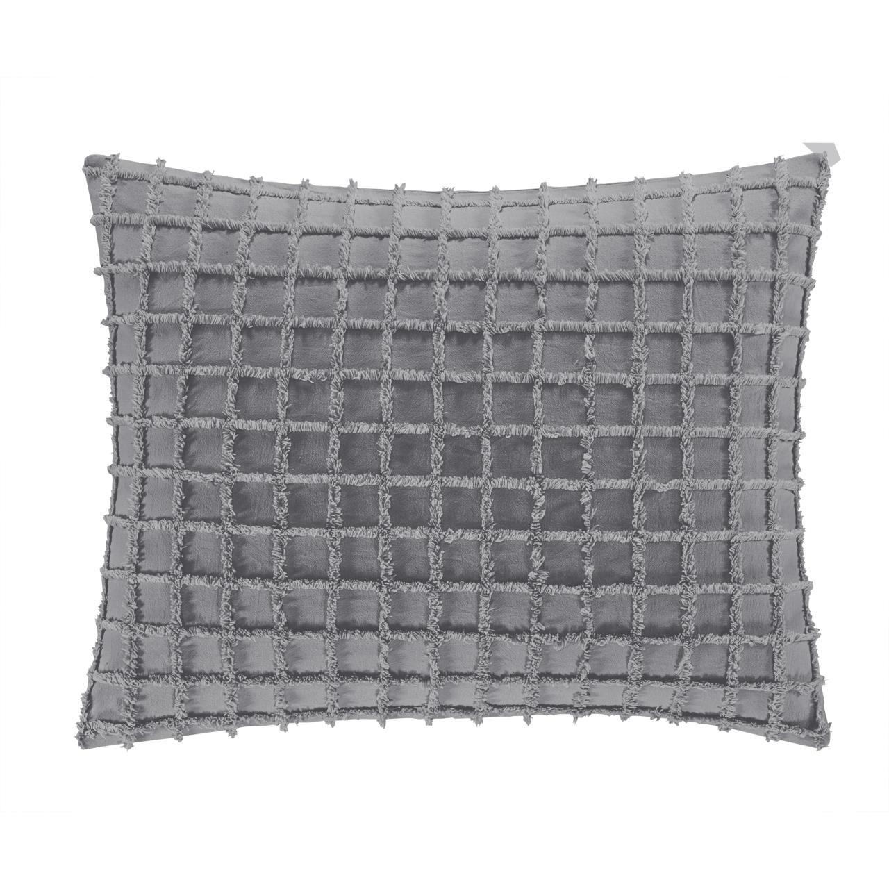 Cameron Grey Duvet Collection -