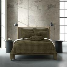 Cameron Olive Duvet Collection -