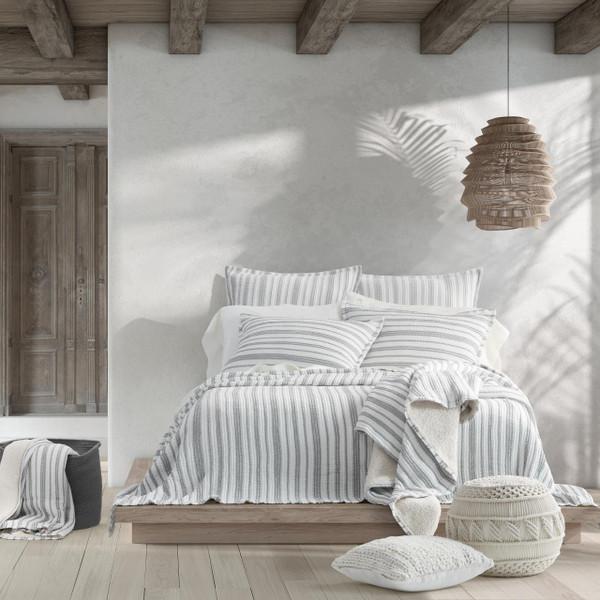 Coachella White Coverlet Collection -