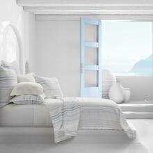 Serenity White Coverlet Collection -