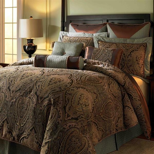 Canovia Springs Comforter Collection -