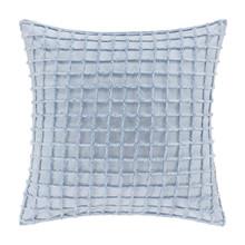Cameron Powder Blue Euro Sham - 193842117606