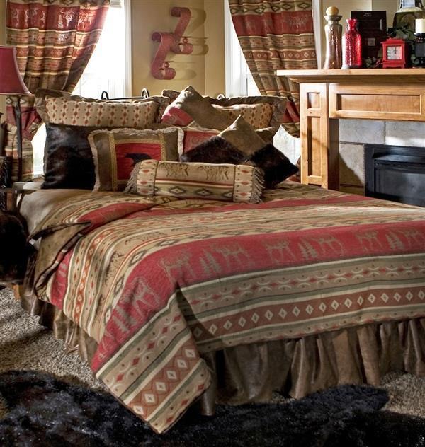Adirondack Bedding Collection -