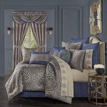 Botticelli Navy Comforter Set - 193842115589