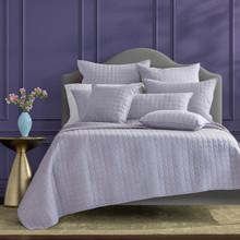 Caspian Lavender Quilt Set - 193842117088
