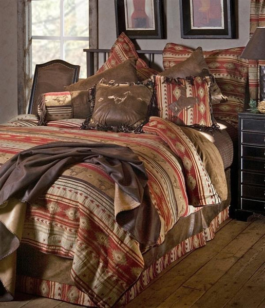 Flying Horse Bedding Collection -
