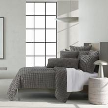 Cameron Grey Duvet Set - 193842117552