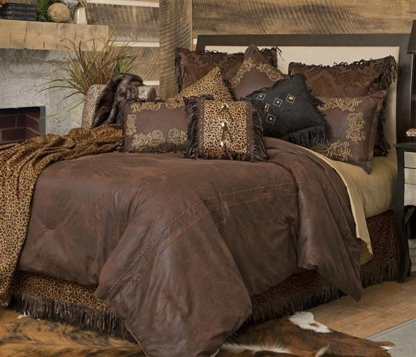 Gold Rush Bedding Collection -