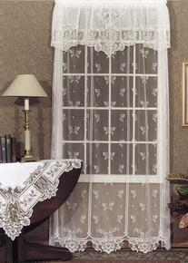Heirloom Lace Sheer Curtain - 734573009947