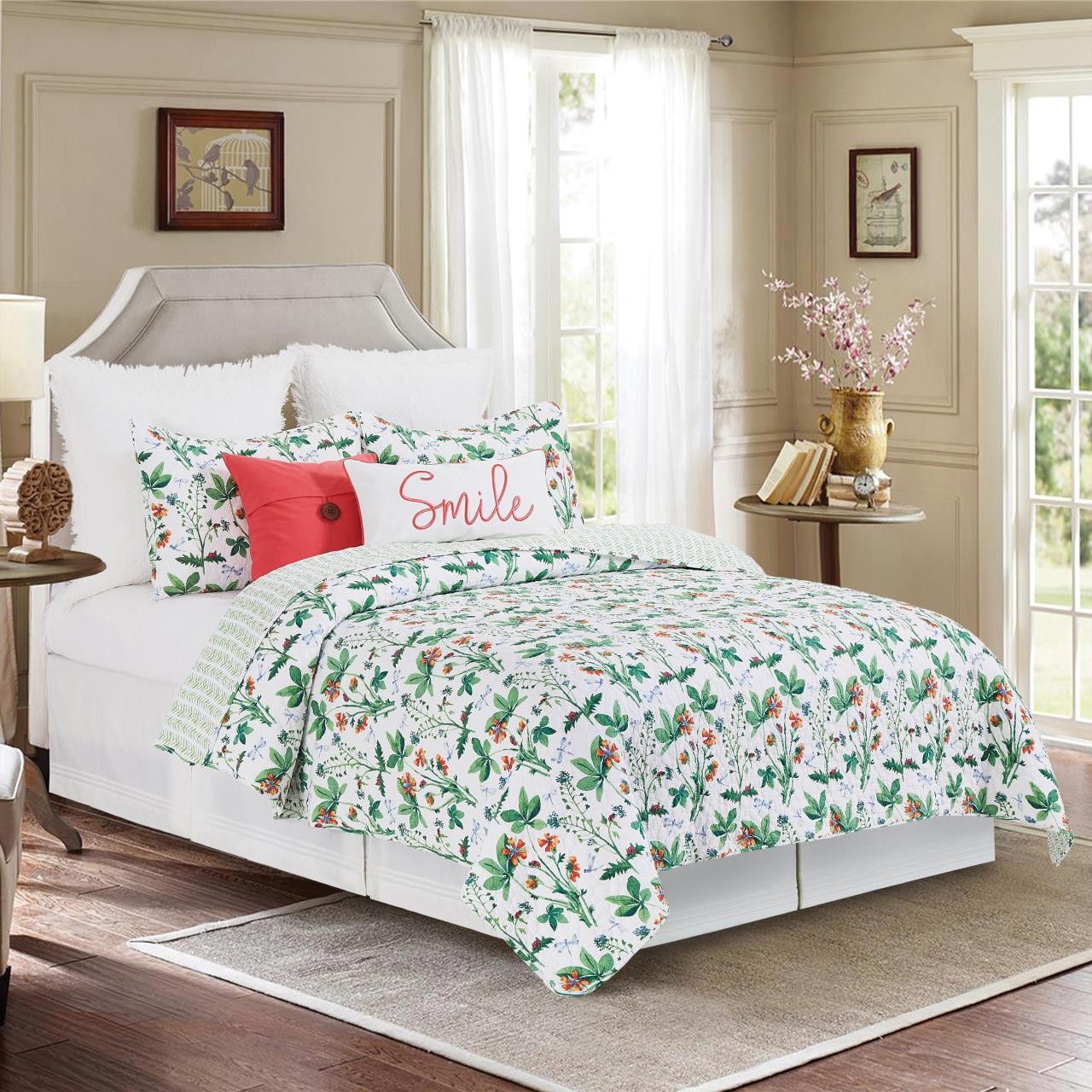 Clover Bug Quilt Collection -