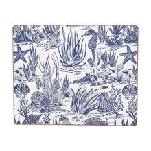 Reef Shores Hardboard Placemat Set - 8246019237