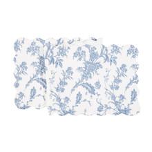 Bleighton Blue Table Runner - 8246303749