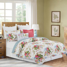 Cottage Rose Quilt Collection -