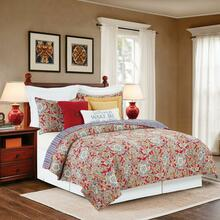 Rhapsody Paisley Quilt Collection -