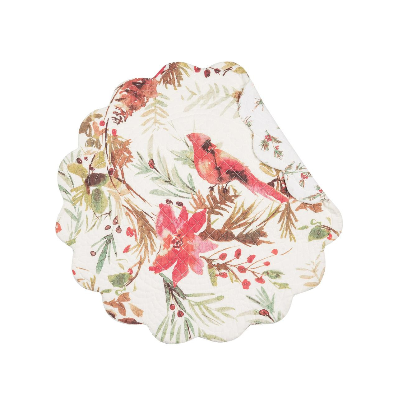 Averie Round Placemat Set - 8246775843