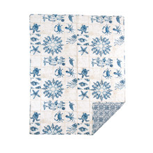 Casablanca Bay Quilted Throw - 8246764854