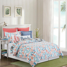 Tangerine Coast Quilt Set - 8246771821
