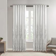 Andora Faux Silk Curtain - 675716573065