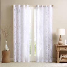 Averil Sheer Grommet Curtain - 675716548902