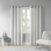 Englewood Solid Color Grommet Curtain - 865692963510