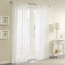 Gemma Sheer Embroidered Curtain - 675716631147
