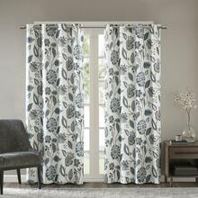 Camille Jacquard Room Darkening Grommet Curtain - 865699027642