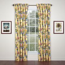 Melanie Buttercream Curtain Pair - 138641297180
