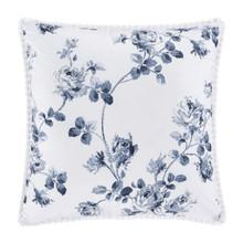 "Rialto French Blue 16""  Square Pillow - 193842121559"