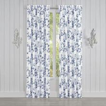 Rialto French Blue Curtain Pair - 193842121566