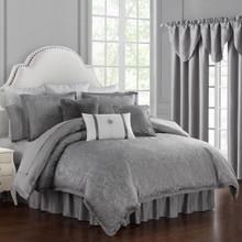 Belissa Grey Comforter Collection -