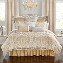 Maia Gold Comforter Collection -