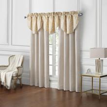 Maia Gold Curtain Pair - 038992946259
