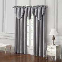 Belissa Grey Curtain Pair - 038992946372