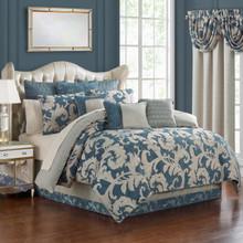 Laurent Navy Comforter Collection -