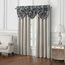 Laurent Navy Curtain Pair - 038992946358