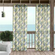 Bonaire Outdoor Sheer Grommet Curtain - 069556579774