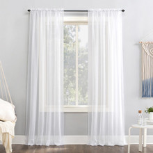 Brooke Voile Sheer Curtain - 029927524291