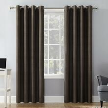 Duran Thermal Insulated 100% Blackout Grommet Curtain - 029927559002